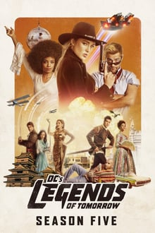 DC's Legends of Tomorrow 5x02