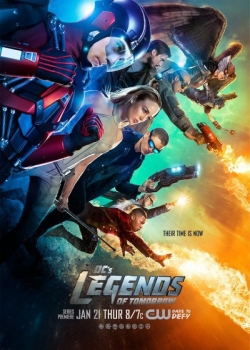 Legends Of Tomorrow 5x01